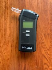 Bactrack S80 Portable Breathalyzer - 3 Mouthpieces Incl. - Not Tested