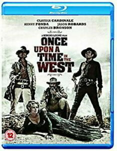 Once Upon A Time In The West (Blu-ray, 2011)   **NEW**