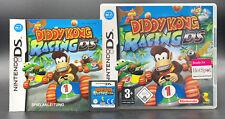 Spiel: DIDDY KONG RACING für Nintendo DS + Lite + Dsi + XL 3DS 2DS