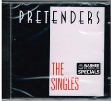 Pretenders - The Singles CD - NEW & SEALED