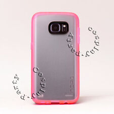 Incipio Octane Hard Shell Snap Cover Case For Samsung Galaxy S7 Frost Pink Clear