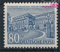 Berlin (West) 55 postfrisch 1949 Berliner Bauten (8940700
