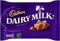 Cadbury Fairtrade Dairy Milk Chocolate (2x360g)