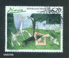 """FRENCH POSTAGE - PICASSO """"LE PRINTEMPS"""" STAMP 6,70 LA POSTE FRANCE 1998 POSTAGE"""