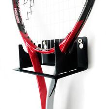 Luxury Tennis Racket Sports Black Holder Squash Storage Dunlop Wilson Heavy Duty