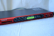 ROLAND VARIOS OPEN SYSTEM MODULE SYNTHESIZER SEQUENCER SOUND MODULE