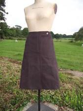 Fab MAGI FIT Chocolate Tummy Control Shaper Stretch Skirt Plus Size 30 BNWT