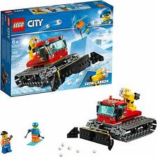 LEGO 60222 City Snow Groomer 197pcs 6+