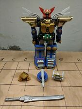 Bandai Power Rangers : Deluxe ZEO Megazord Action Figure 1996 Saban Bandai