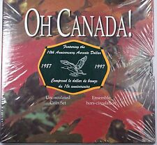 1997 Oh Canada! Mint Set Still Sealed Brilliant Uncirculated Coins Loon Dollar
