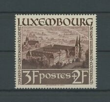 Luxemburgo Luxembourg 313 verdadero tras 1938 post frescos ** mnh mié 25. - h3264