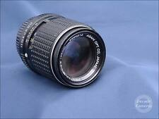5502 - K Mount Pentax SMC-M 135mm f3.5 Portrait  Lens