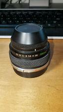 Olympus Zuiko 38mm F/2.8 OM-System Auto-Macro MF Lens *Good Condition*