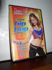 Dance Off the Inches: Cardio Hip Hop Party (DVD, 2013,NEW)