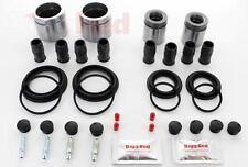 FRONT & REAR Brake Caliper Full Repair Kit for BMW M3 E46 2000-2007 (*FK6*)