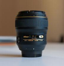 Nikon AF-S Nikkor 35mm f1.4G objektiv MINT