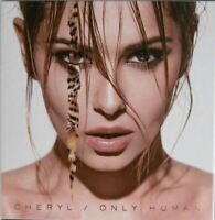 CHERYL COLE only human (CD, album, Deluxe Edition, gold disc, limited-edition)