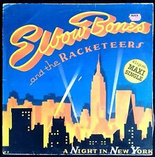 """Elbow Bones And The Racketeers - A Night In New York - Spain Maxi Single EMI 12"""""""