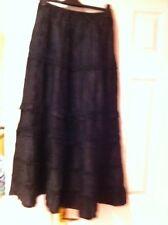 Monsoon Full Length Silk Casual Skirts for Women