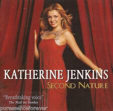 KATHERINE JENKINS - Second Nature (UK 15 Trk CD Album)