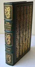 The Return of The Native by Thomas Hardy The Easton Press 1978 Limited Edition