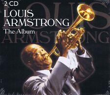 DOPPEL-CD NEU/OVP - Louis Armstrong - The Album