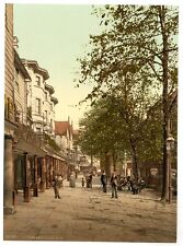 8 Victorian Views Tunbridge Wells The Pantiles Spa Hotel Old Photos set Poster