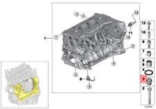 Genuine Screw Plug x5 pcs BMW MINI ROLLS-ROYCE Alpina Hybrid M3 X1 07119904539