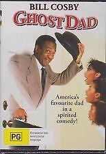GHOST DAD - BRAND NEW & SEALED R4 DVD (BILL COSBY, SIDNEY POITIER)