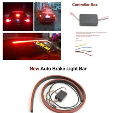 Car Trunk Rear Dynamic LED Streamer knight Warning Lamp Brake Light Bar 100cm