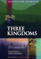 Three Kingdoms, A Historical Novel von Guanzhong Luo (2004, Taschenbuch)