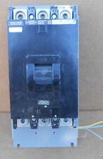 SQUARE D CIRCUIT BRAKER, LAL36225-1212, 225 AMP, 600 VAC, 3 POLE, MOLDED CASE