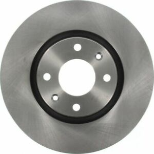 TRW Brake Rotor Front DF4183S fits Citroen DS4 1.6 HDi 110 (82kw)