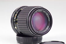SMC PENTAX-M 3.5/135mm 3.5 135 CLAd GARANTIZADO PENTAX K MOUNT SERVICED TESTED