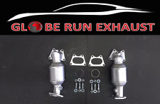 FITS: 2004-2008 Acura TL 3.2L Front Driver/Passenger Catalytic Converter