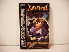Rayman SEGA Saturn Pal Euro
