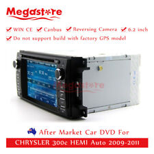 "6.2"" Car DVD Nav GPS Head Unit Stereo Radio For CHRYSLER 300c HEMI Auto"