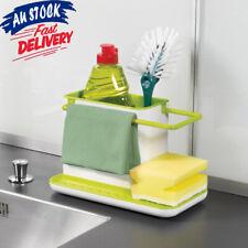 NEW Bathroom Soap Organizer Kitchen Sink Rack Sponge Holder Caddy Drainer Tools