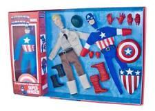 "Diamond Select Captain America Retro Set (1:9) 8"" figure DC-142256"