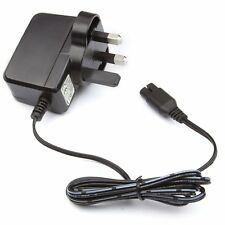 Spares2go Window Vacuum Battery Charger Power Cable for Karcher Wv1 Wv2 Wv5 Prem