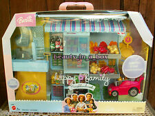 Happy Family Shopping Fun Store Playset for Barbie Doll Midge Nikki Alan Ryan