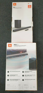 JBL Bar 2.1 Channel Wireless Soundbar with Subwoofer Bids From $1 *PICK UP ONLY*
