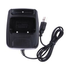 Radio Battery Charger USB for Baofeng BF- 888S Retevis H777 Walkie-Talkie BS