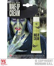 maquillage crème make up, tube vert,Horreur,sorcière