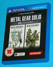Metal Gear Solid - HD Collection - Sony PS Vita PSVita - PAL