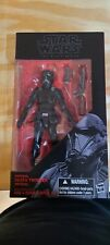 Star Wars  6 inch Black Series  Death Trooper