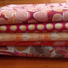 Piecemeal By Tina Givens Fat Quarter Bundle *pink*