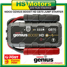 NOCO Genius Boost HD GB70 Jump Starter Jumper Pack Portable 12v 2000Amp Lithium