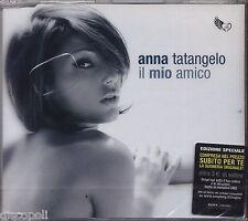 ANNA TATANGELO - Il mio amico - CDs SINGLE 2008 SIGILLATO SEALED