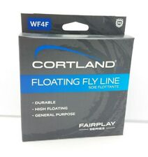 Cortland Fairplay Fly Line WF4F 84' New in Box